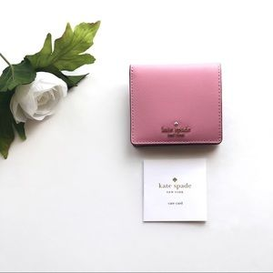 KATE SPADE | Pink Leather Wallet NWT